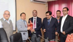 Visit of CMD and Director (Civil) to SAPDC